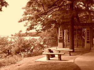 family, Green Lake, memories